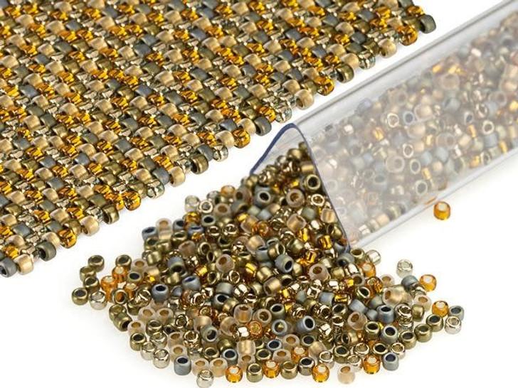 Artbeads Sand Dune Designer Blend, 15/0 TOHO Round Seed Beads