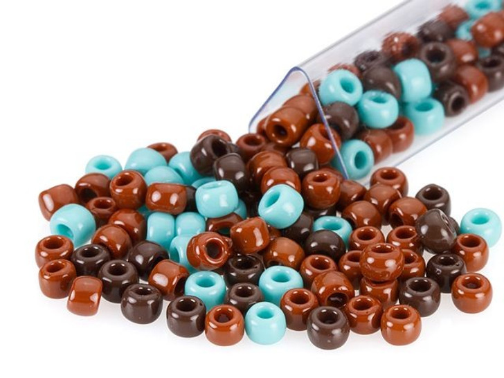 Artbeads Santa Fe Designer Blend, TOHO 6/0 Round Seed Beads