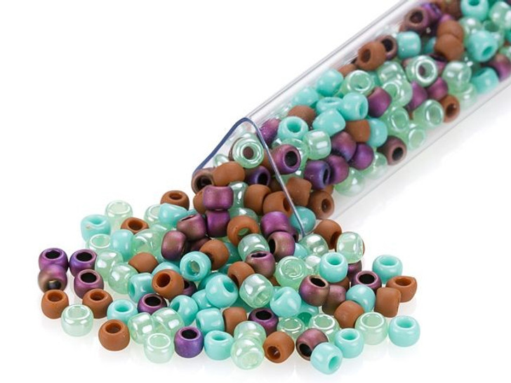 Artbeads Southwest Flair Designer Blend, 8/0 TOHO Round Seed Beads