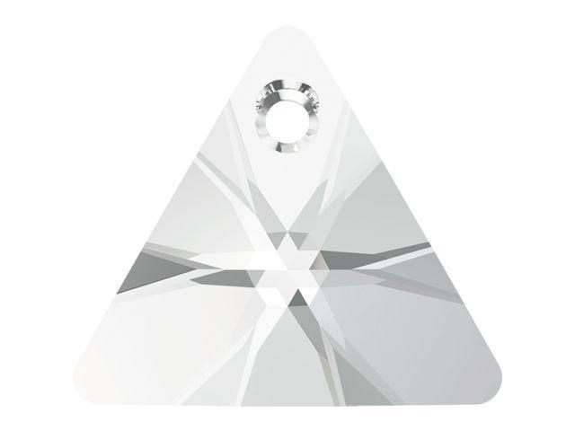 6628 XILION Triangle Pendant