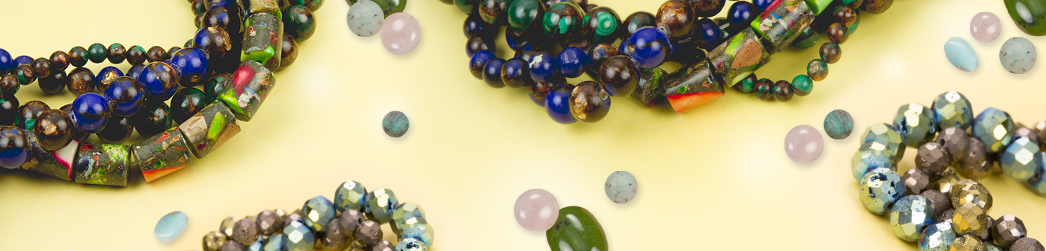Gemstone Beads & Components on Sale