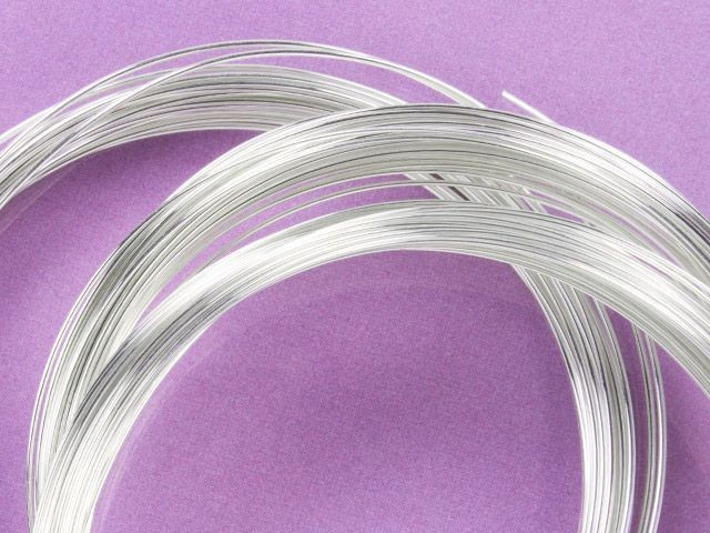 Silver-Filled Wire