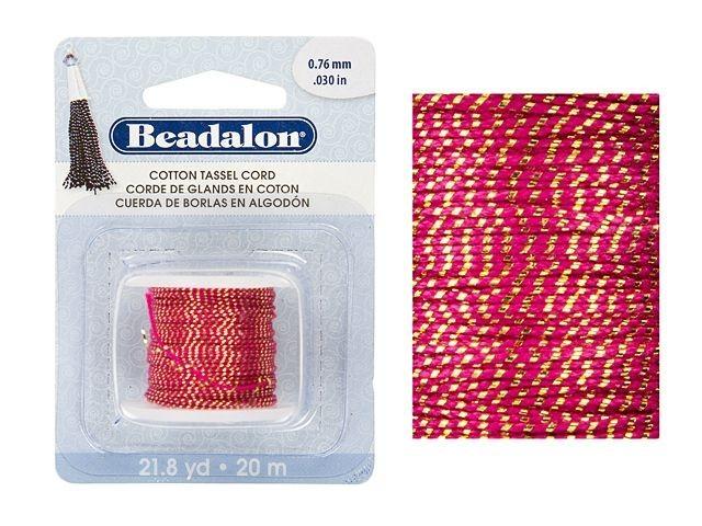Cotton Tassel Cord