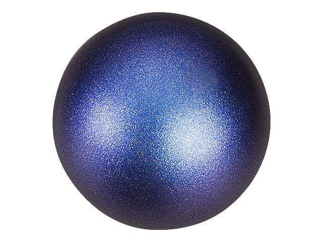 Iridescent Dark Blue Pearl