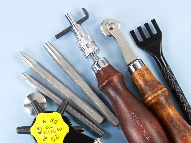 Tools for Leather-Working