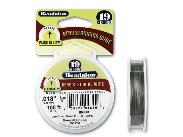 Beadalon Jewelry Wire