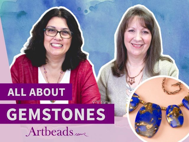 Seven Gemstone Jewelry Styles