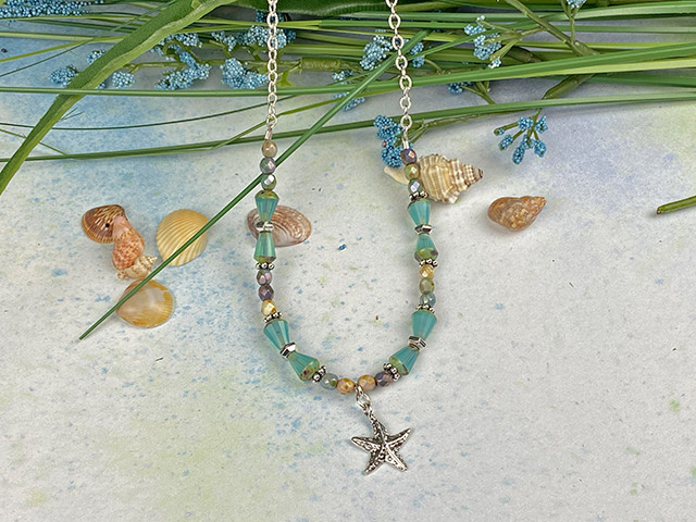 Star of the Sea Necklace