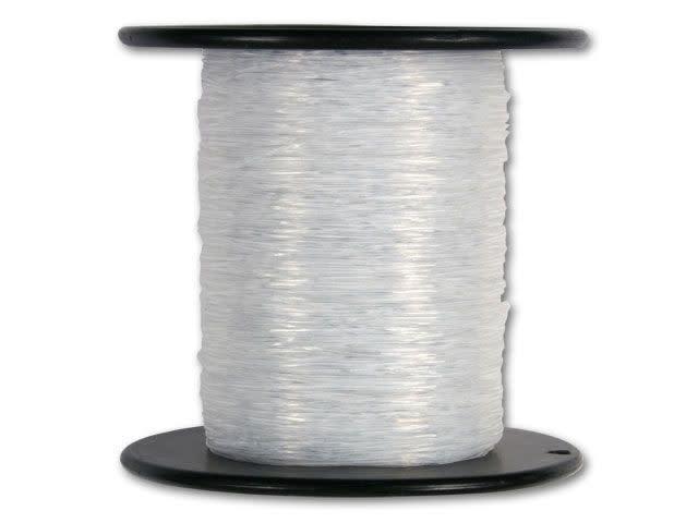 328ft 100m BEADALON ELASTICITY CLEAR BEAD STRINGING STRETCH CORD TRANSPARENT