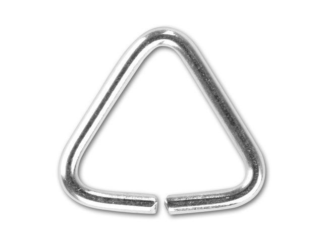 Open Shaped Jump Rings