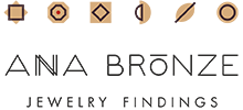 Ana Bronze Jewelry Findings