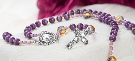 Cross & Rosary