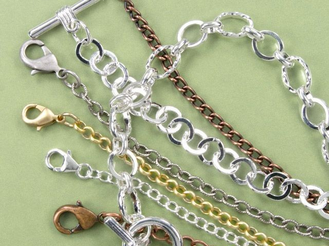 Chain Charm Bracelets