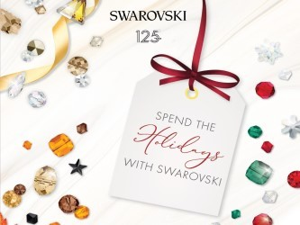 Spend the Holidays with Swarovski