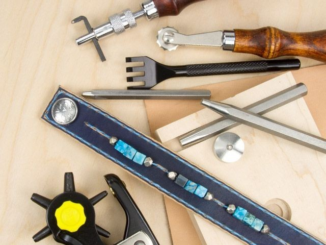 Leather-Working Tools