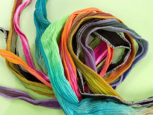 Silk Ribbons & Wraps