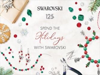 Spend the Holidays with Swarovski - November