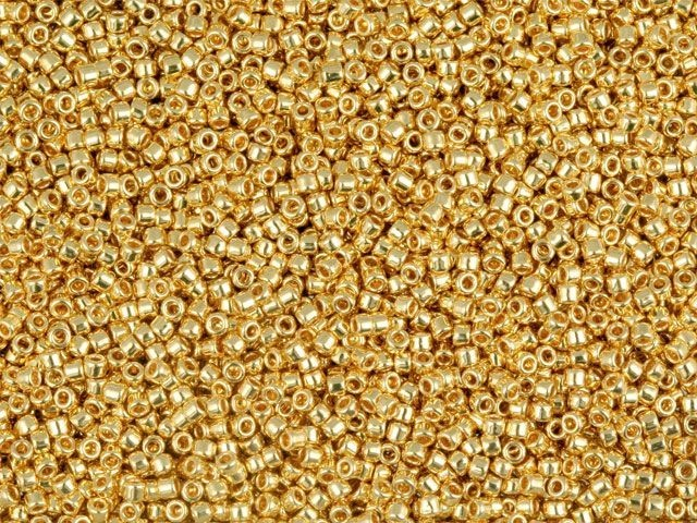 TOHO Nickel-Plated Beads