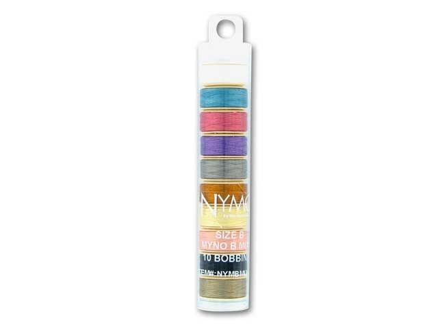 Nymo Waxed Nylon Thread