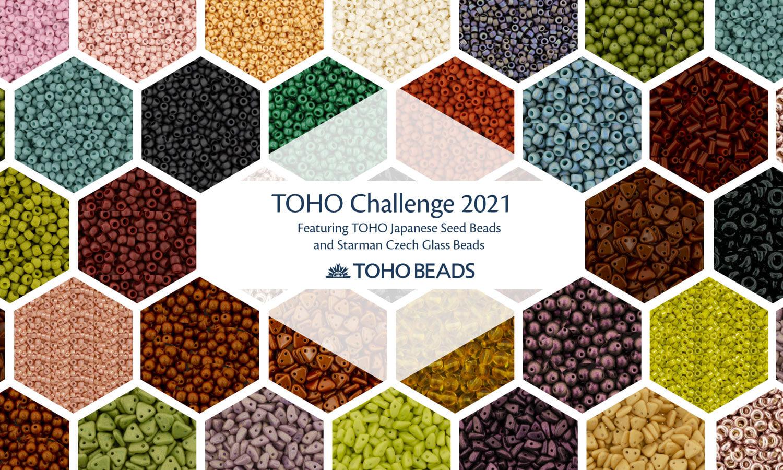 2021 TOHO Challenge Color Palette