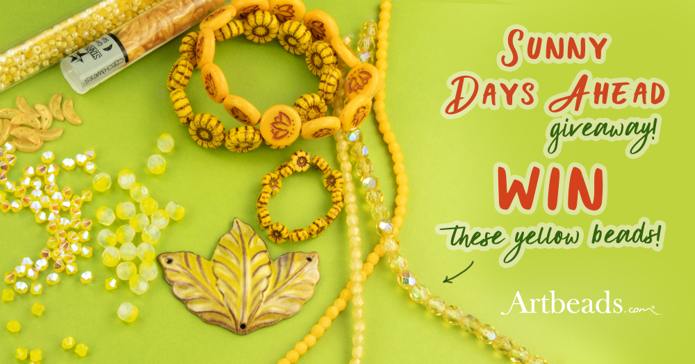 Sunny Days Ahead Giveaway
