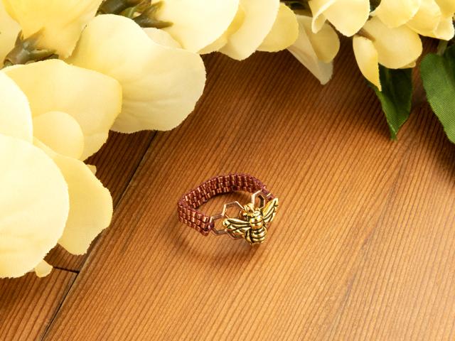 Sweet Honey Ring