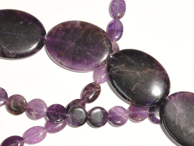 Image of Amethyst gemstones