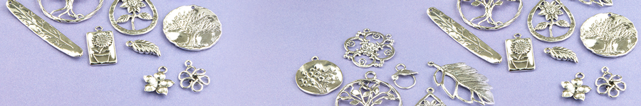 Artbeads Designer Charms & Pendants