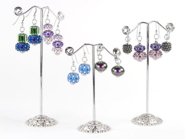 More Swarovski BeCharmed Beads
