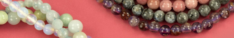 New + Noteworthy Gemstone Strands from Dakota Stones