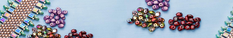 SuperUno Czech Glass Beads by Matubo
