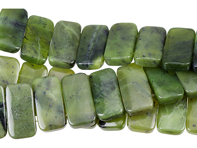 Image of Canadian jade gemstones