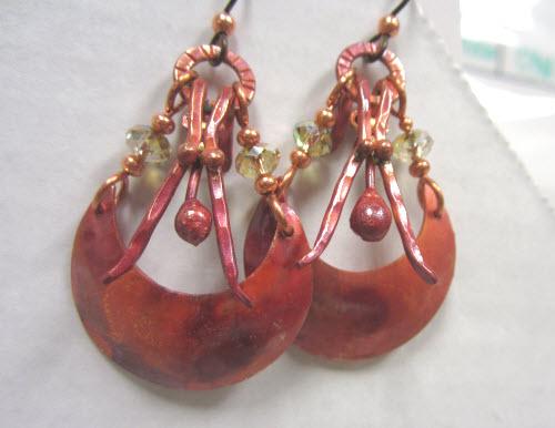Patricia Healey Copper Jewelry