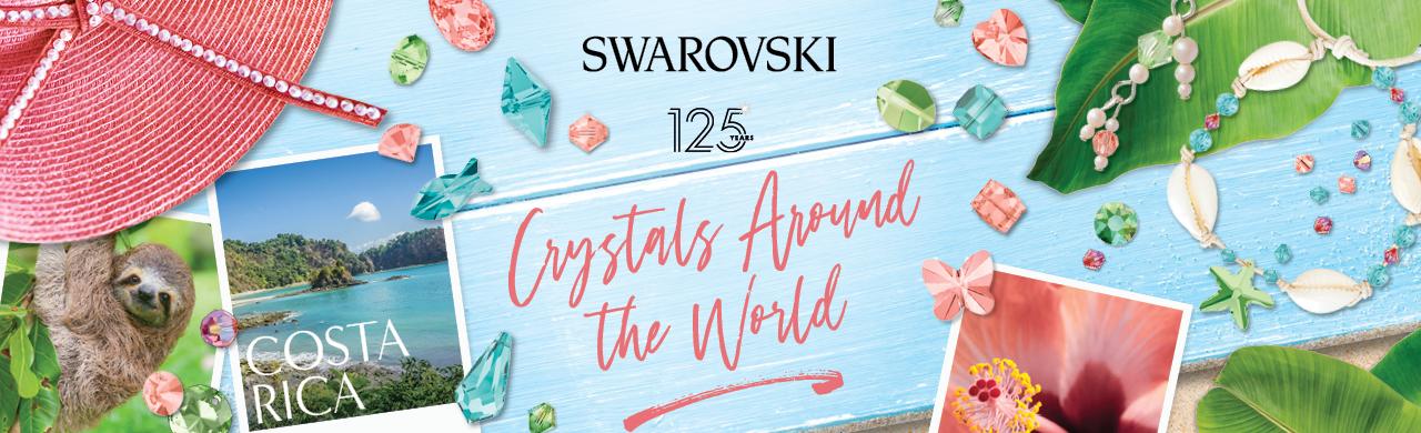 Crystals around the World - Costa Rica