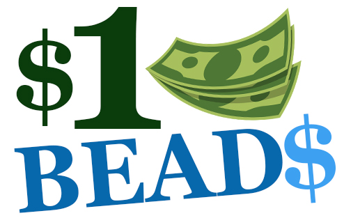 The One-Buck Bead Sale Is ON