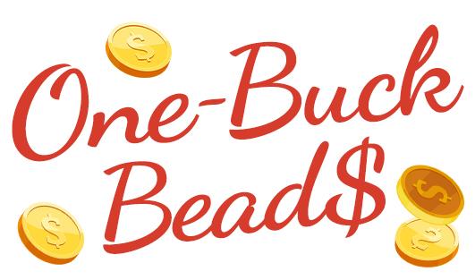 One-Buck Beads Sale