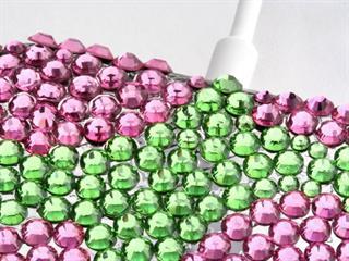 Image of Swarovski flatback crystals