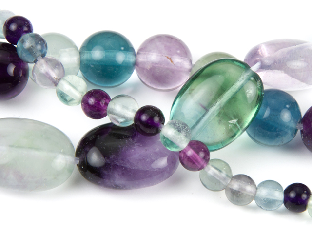 Image of flourite gemstones