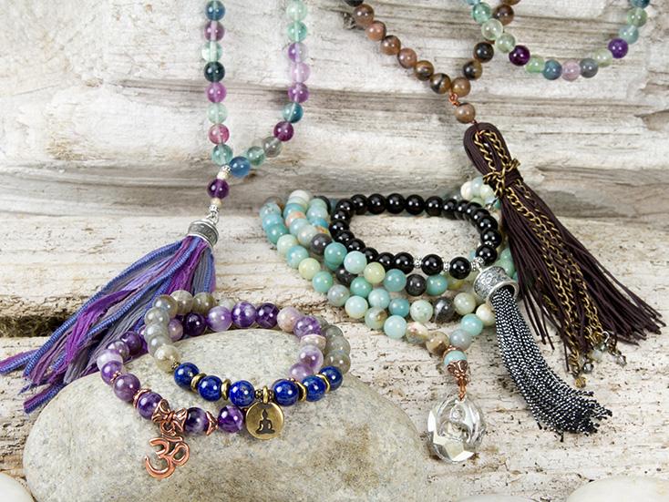 Image of the Mala Jewelry Set