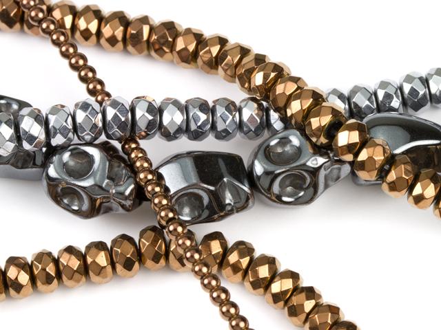Image of hematite gemstones
