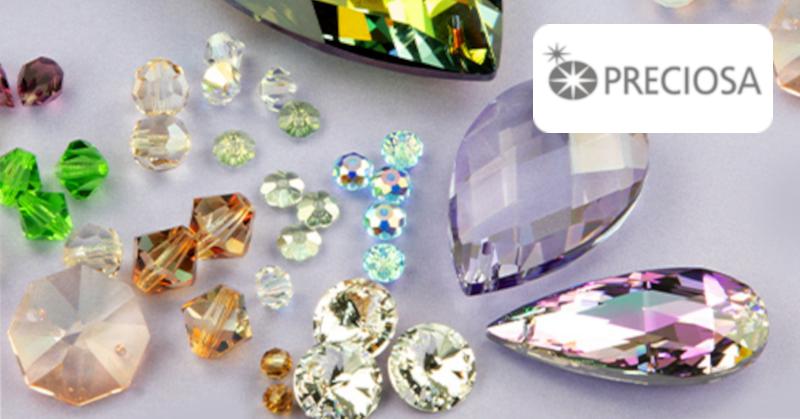 New Preciosa Crystals