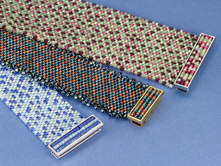 Japanese seed beads including TOHO and Miyuki