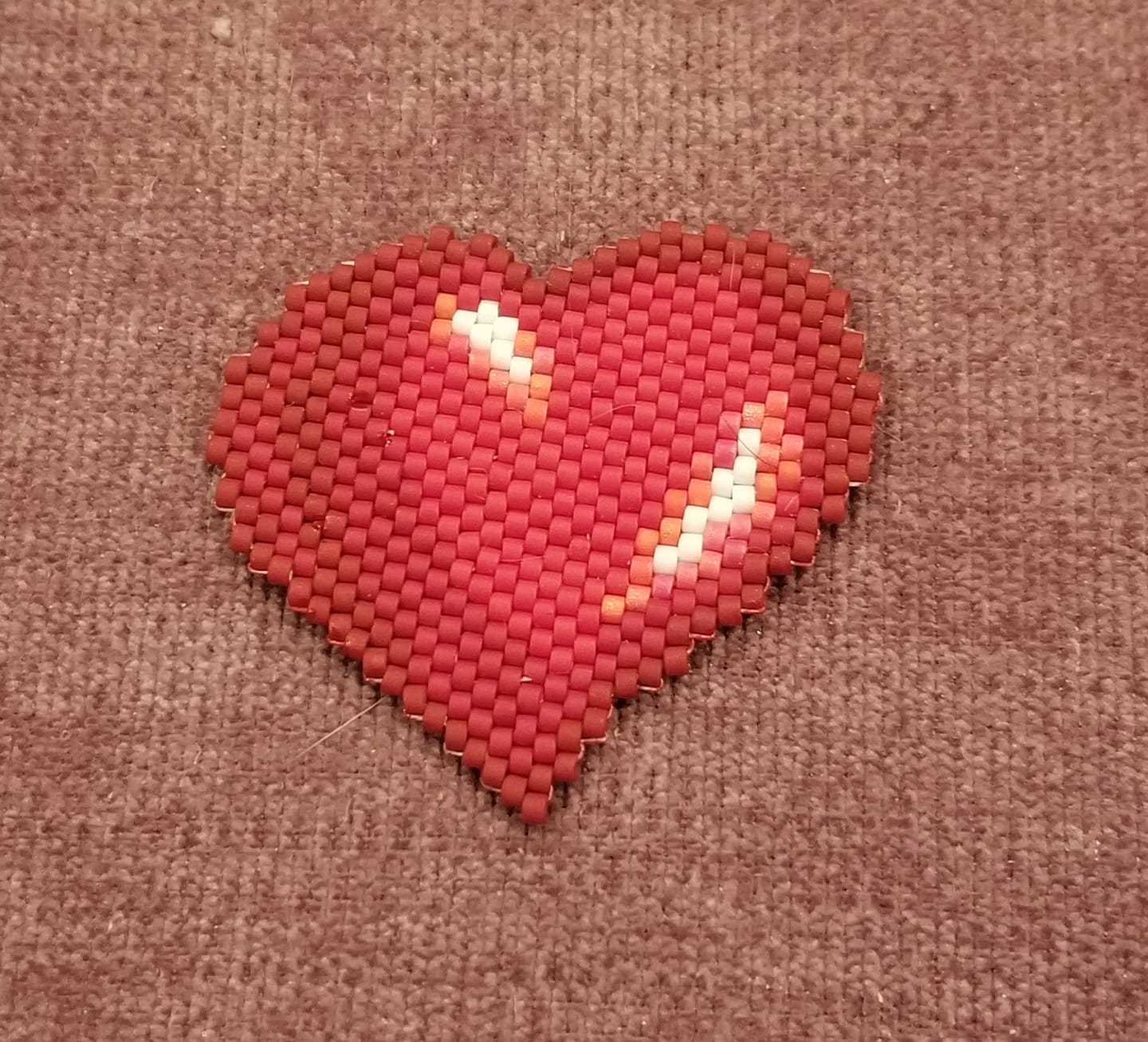 Heart design by Jeanette Carzon