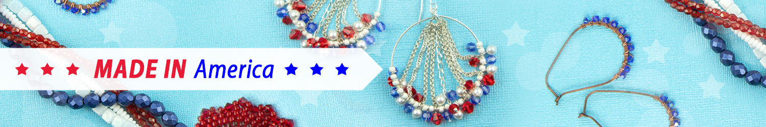 Made in America Beads & Findings