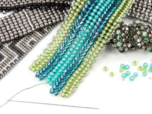 Thread Too Short When Bead Weaving