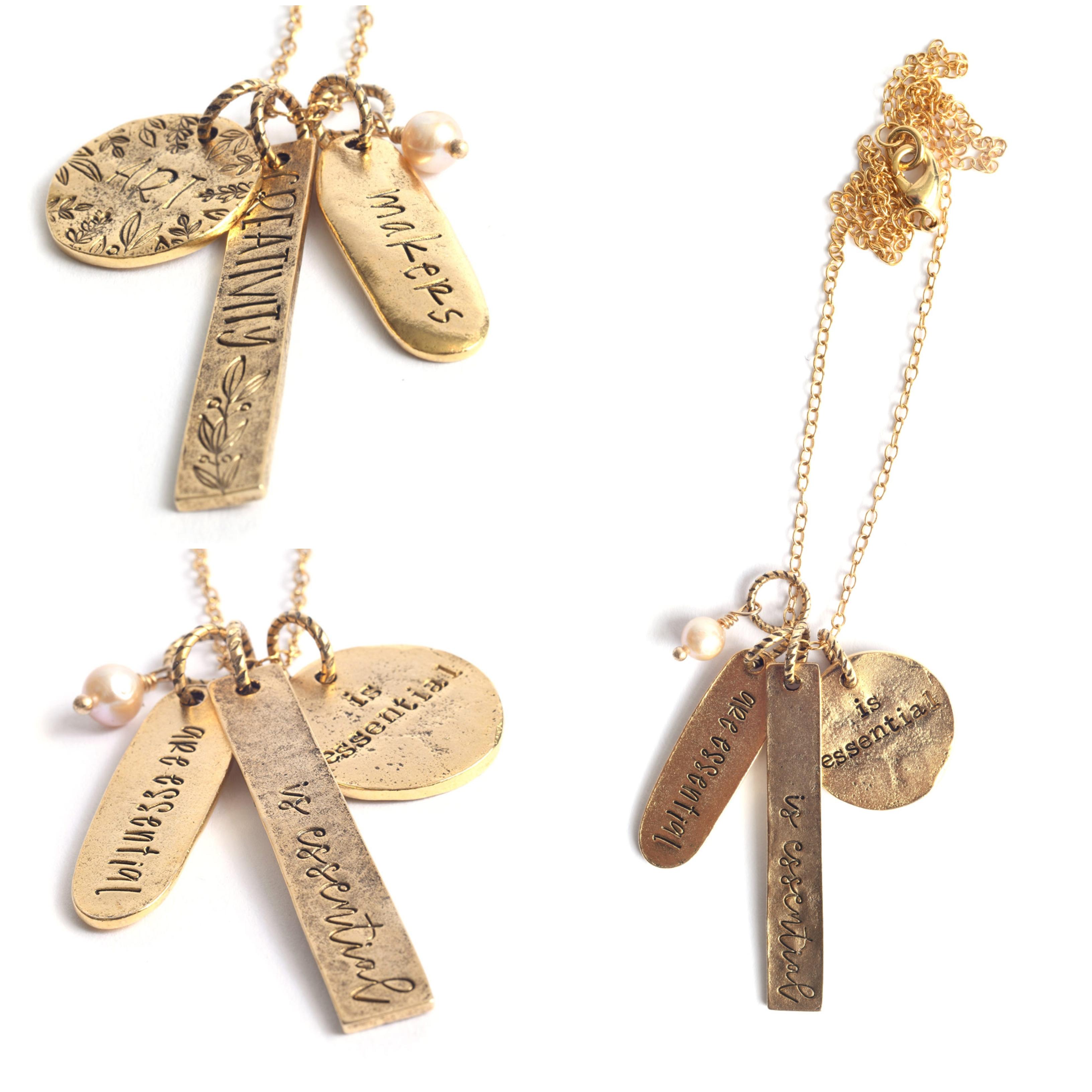 Nunn Design Essential Tags Jewelry