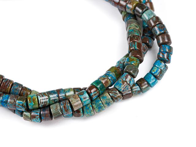 Image of paisley jasper gemstones