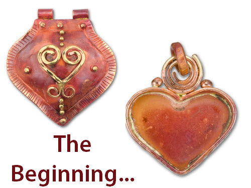 Patricia Healey Copper Beginnings