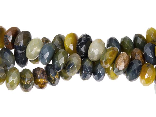 Image of pietersite gemstones
