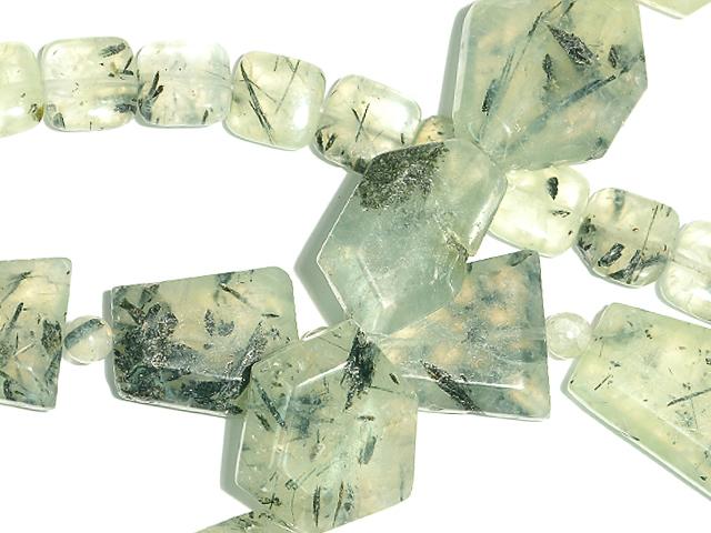 Image of prehnite gemstones